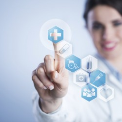 healthcare web development