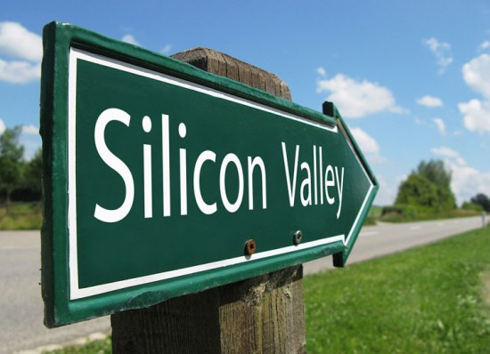 silicon valley sign